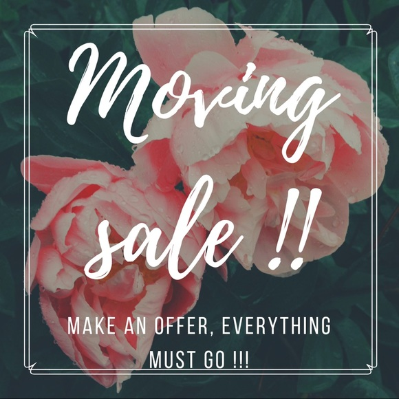 Other - Moving Sale!! All reasonable offers considered